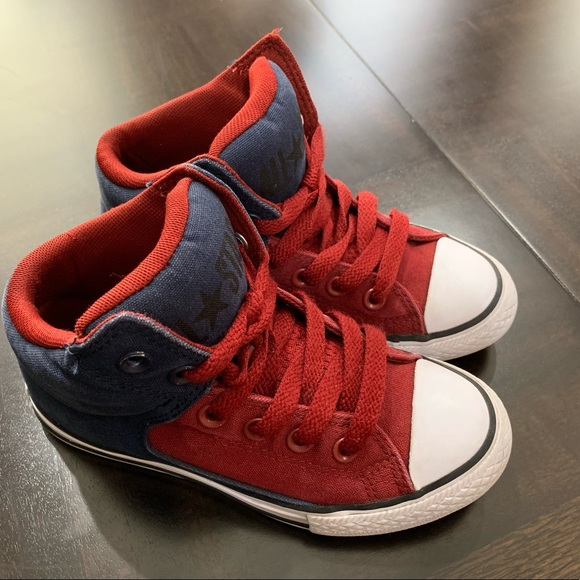 Converse Other - Converse Chuck Taylor All Star  Mid Kids Shoes